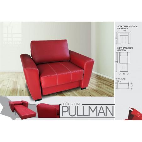 Sofa Cama Pullman Individual - Frontera Living