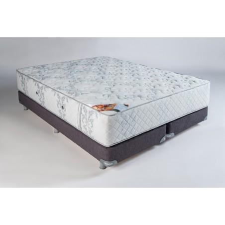 Conjunto Sommier JADE 1.60 x 2.00m - Deseo Confort