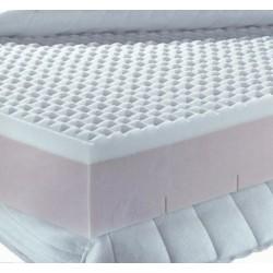 Diamante c/EuroTop 1.40m x 1.90m - Deseo Confort