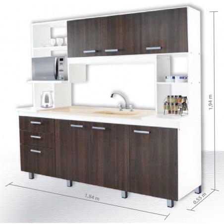 Kit de Cocina 3015 - Platinum