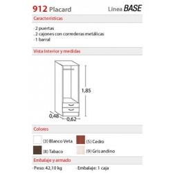 Placard 912 - Platinum