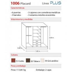 Placard 1006 - Platinum