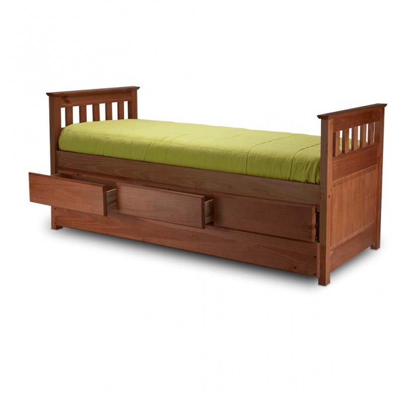 Cama Capitan Full (Triple) - Cravero