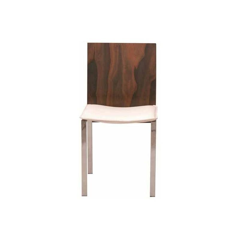 Silla atlantic respaldo lustrado adamobili muebles 365 for Sillas comedor respaldo bajo