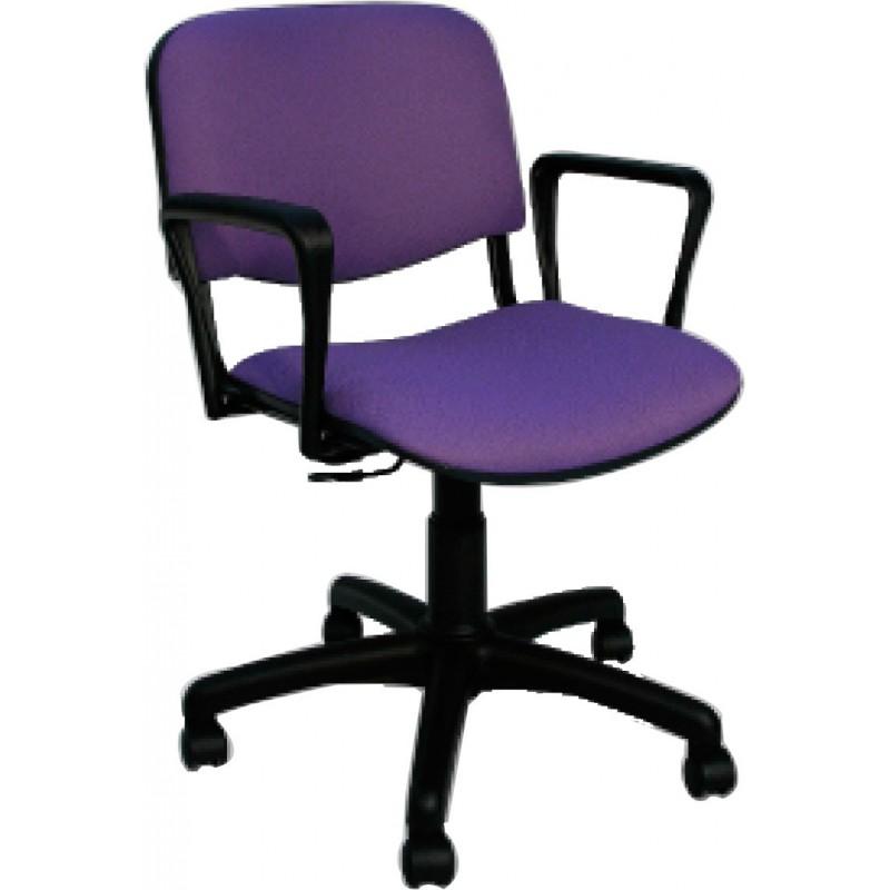 Silla de oficina jm b11 lm amoblamientos muebles 365 for Amoblamientos de oficina
